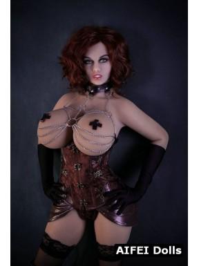 Grande AIFEI Dolls Gros seins en TPE - Ada - 170cm