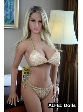 Modèle Mannequin sexy AF Doll en TPE - Mildred - 160cm