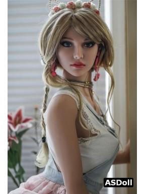 Jolie blonde ASDoll en TPE - Raven - 161cm