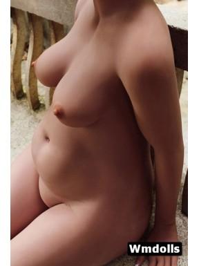 Poupée en TPE sur mesure - 158cm - Femme forte