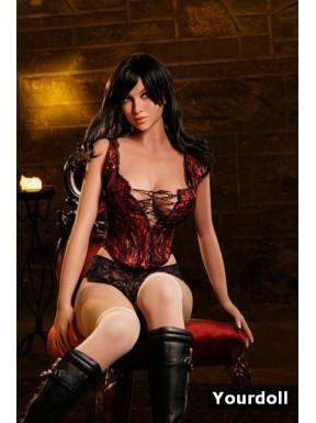 Poupée sensuelle en TPE YL Doll - Elsa - 157cm