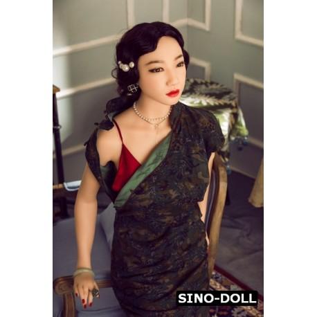 Silicone sex doll SINO-DOLL - Amanda - 161cm