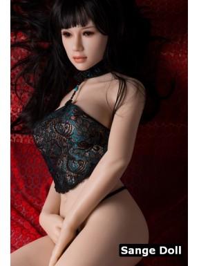Love doll moulée par Sange Doll en TPE - Gina - 156cm
