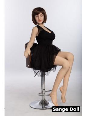 Poupée réaliste endormie Sange Doll en TPE - Elo - 158cm