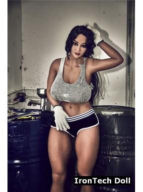 Poupée Femme Garagiste sexy en TPE - Connie - 158cm