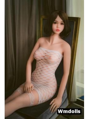 Poupée réaliste TPE Fiona - 163cm