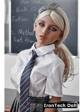 Poupée d'amour IronTech Doll en TPE - Victoria - 150cm