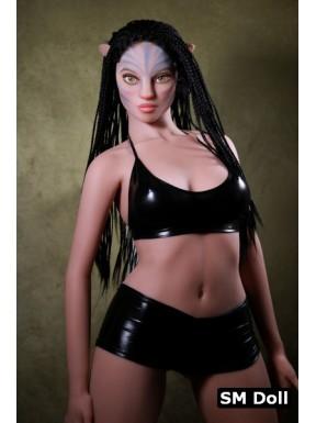 Poupée elfique tribale SM Doll - Avatar - 157cm