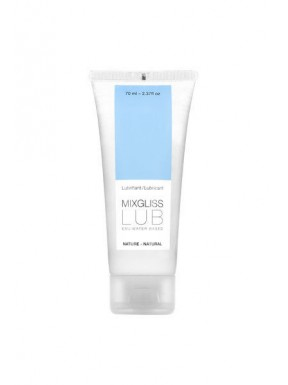 Gel lubrifiant Mix Gliss Nature 70 ml