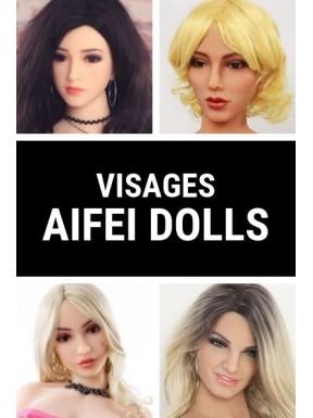 Visage AIFEI Dolls en TPE