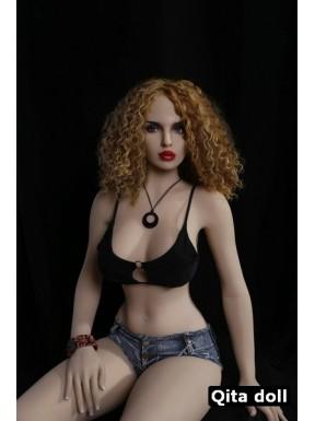 Poupée sex doll Qita doll en TPE - Juliet - 170cm