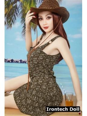 Poupée de sexe réaliste en TPE IronTech Doll - Xiu - 157cm