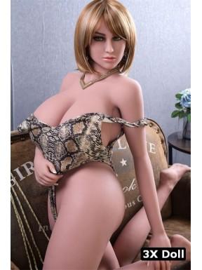 Poupée 3X Doll TPE - Salome - 165cm