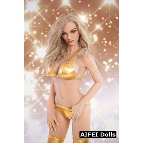 Poupée Mannequin Elite en TPE AF Doll - Aura - 168cm