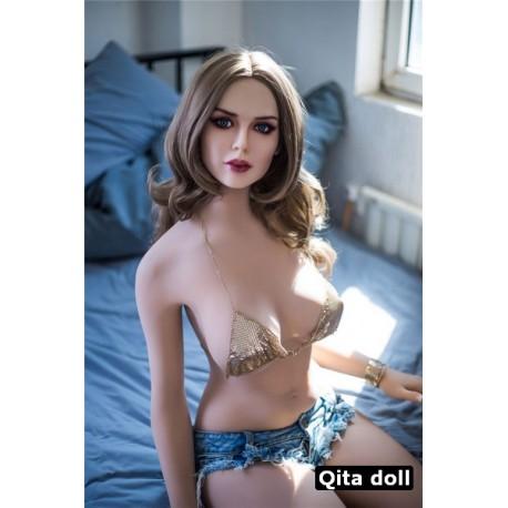 Poupée Qita pour sexe Anal, Vaginal - Alice - 170cm