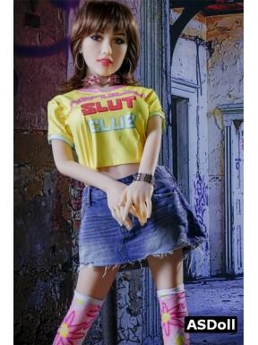 Tiny sex doll Asdoll en TPE - Ella - 140cm