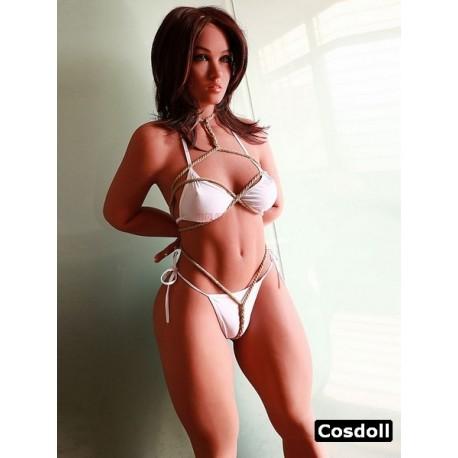 Cosdoll sexy en TPE - Kemia - 160cm