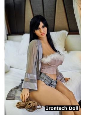 Femme belle toute nue en TPE - Doris - 156cm