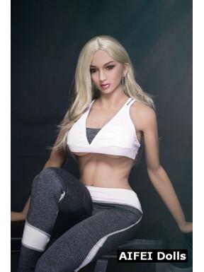 Coach sportive Fitness en TPE AF Doll - Lore - 168cm