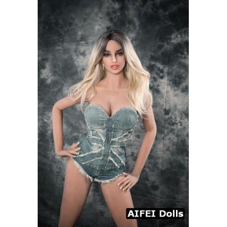 Gogo danseuse sexy en TPE AF Doll - Lina - 168cm