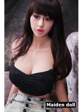 Love doll à grosse poitrine Nabila - 158cm