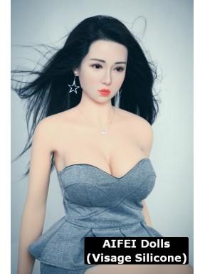 Love doll AIFEI TPE et silicone - Siana - 165cm