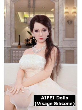 Doll sexy TPE avec tête en silicone - Firdaws - 165cm