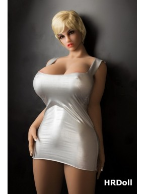 Sexy doll glamour en TPE - Maggi - 163cm