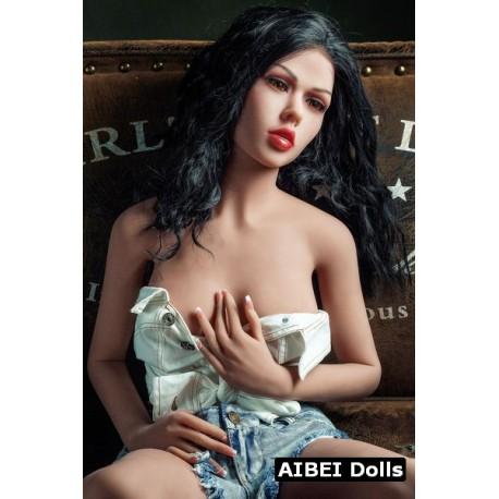 Sexy Doll mince AIBEI Dolls TPE - Tristane - 148cm