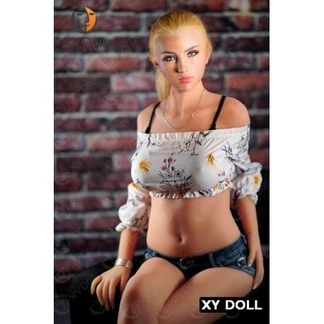 XY DOLL mi silicone mi TPE - Stephanie - 170cm