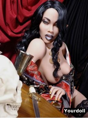 YL Doll Halloween style - Delilah - 168cm
