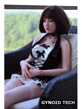Doll hyper réaliste GYNOID en silicone - JingJing- 150cm