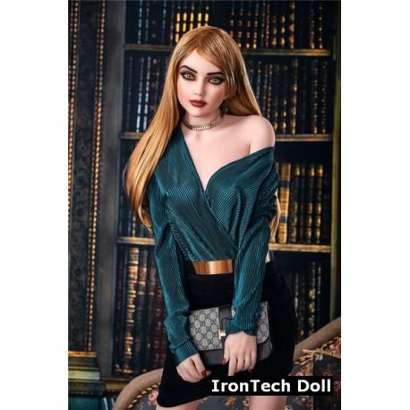 La bibliothécaire sexy IronTech Doll - Camille - 165cm