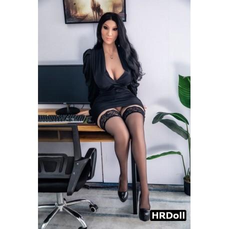 Mature HR sex doll - Marie-Edith - 162cm