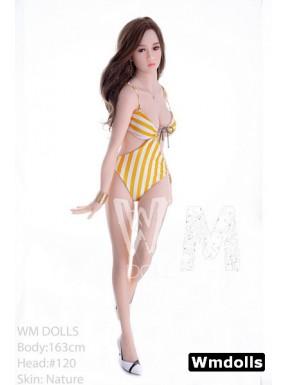 Wmdoll peau naturelle en TPE - Sheilla - 163cm C-CUP
