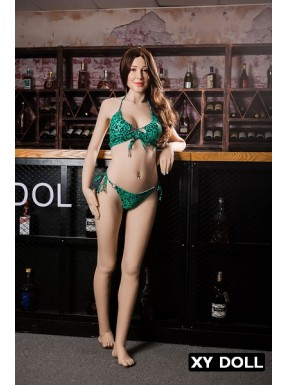 XY DOLL hybride silicone TPE - Bess - 170cm