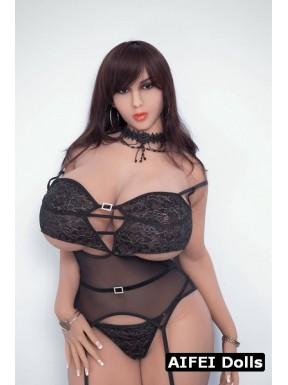 SexFriend Sextoy Sex doll AF Doll - Ailis - 165cm FAT