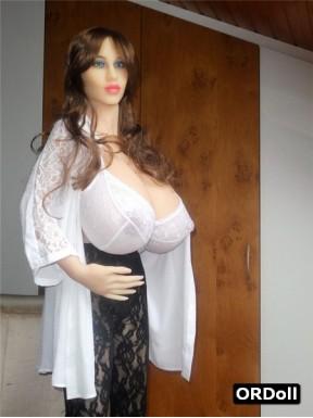 Secrétaire médicale aux énormes seins - Joetta - 161cm K-CUP