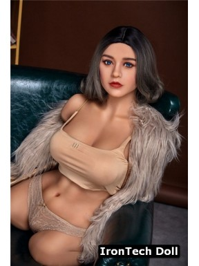 Torse de femme avec visage IronTech Doll - Julia - 90cm