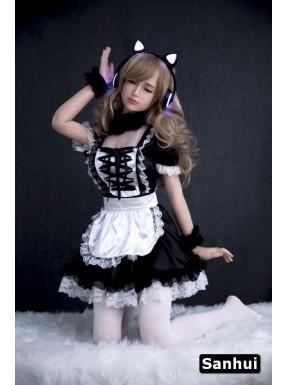 Soubrette endormie Sanhui doll - Virginia - 158cm