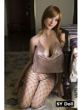 Métisse asiatique SYDoll aux gros seins - Tee - 161cm