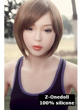 Real doll en bonnet A - Namika - 160cm