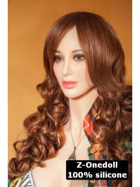 Love doll grande taille en silicone - Saeka - 170cm