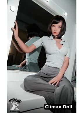 Doll asiatique Climax en TPE - Fukada - 158cm C-CUP