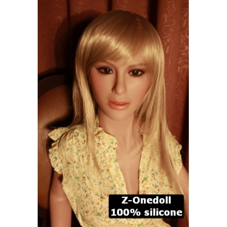 Real doll full silicone - Kaori - 150cm