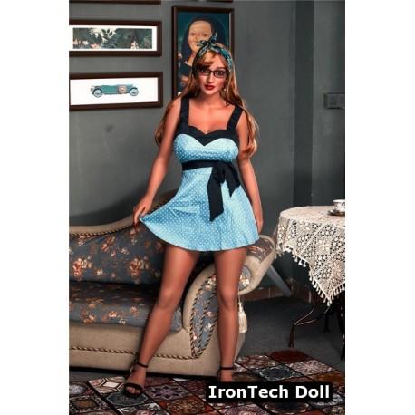 Jolie doll au teint hâlé - Bessie - 161cm