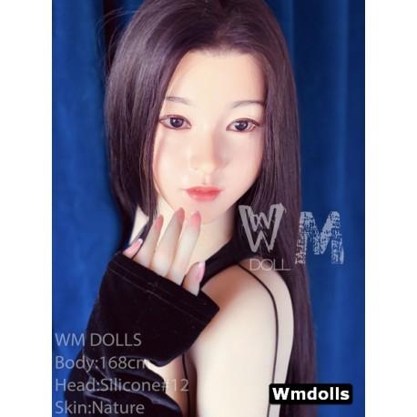 Japonaise WM Doll hybride avec visage en Silicone - Hanaé - 168cm E-CUP