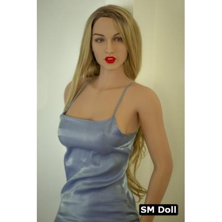 Poupée de sexe full silicone SM Doll - Dominika - 168cm C-CUP
