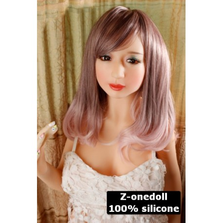 Mini poupée sexuelle en silicone - Alicia - 120cm