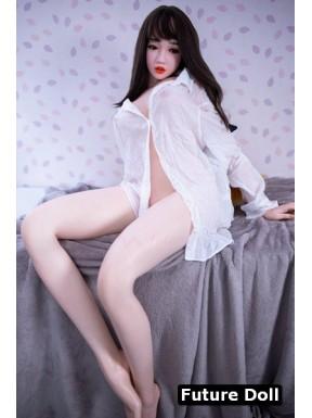Femme moulée en silicone Future Doll - Kaoru - 163cm F-CUP
